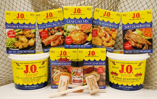 jo spice crab seafood seasonings