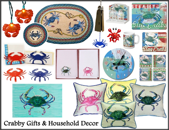 crabby gifts