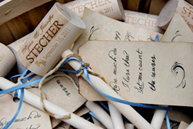 wedding crab mallets